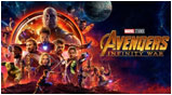 Avengers: Infinity War (English & Tamil dubbed)