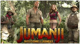 Jumanji: (English & Telugu dubbed)