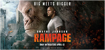 Rampage (English & Tamil dubbed)
