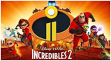 The Incredibles 2 (English & Tamil dubbed)